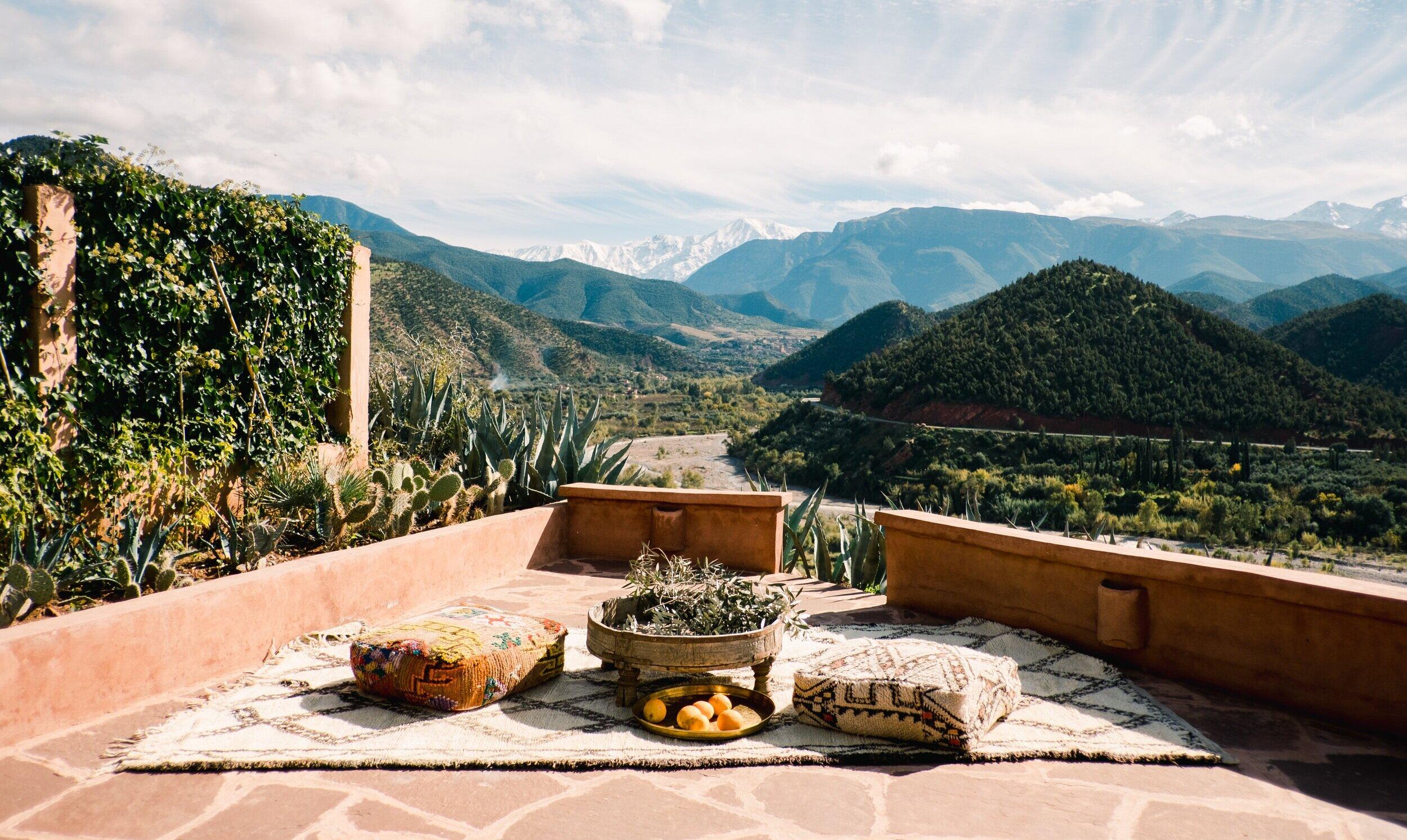 - Morocco