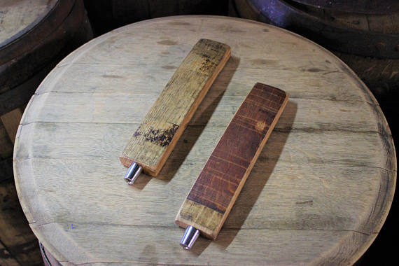 Whiskey or Wine Stave Taps - $19