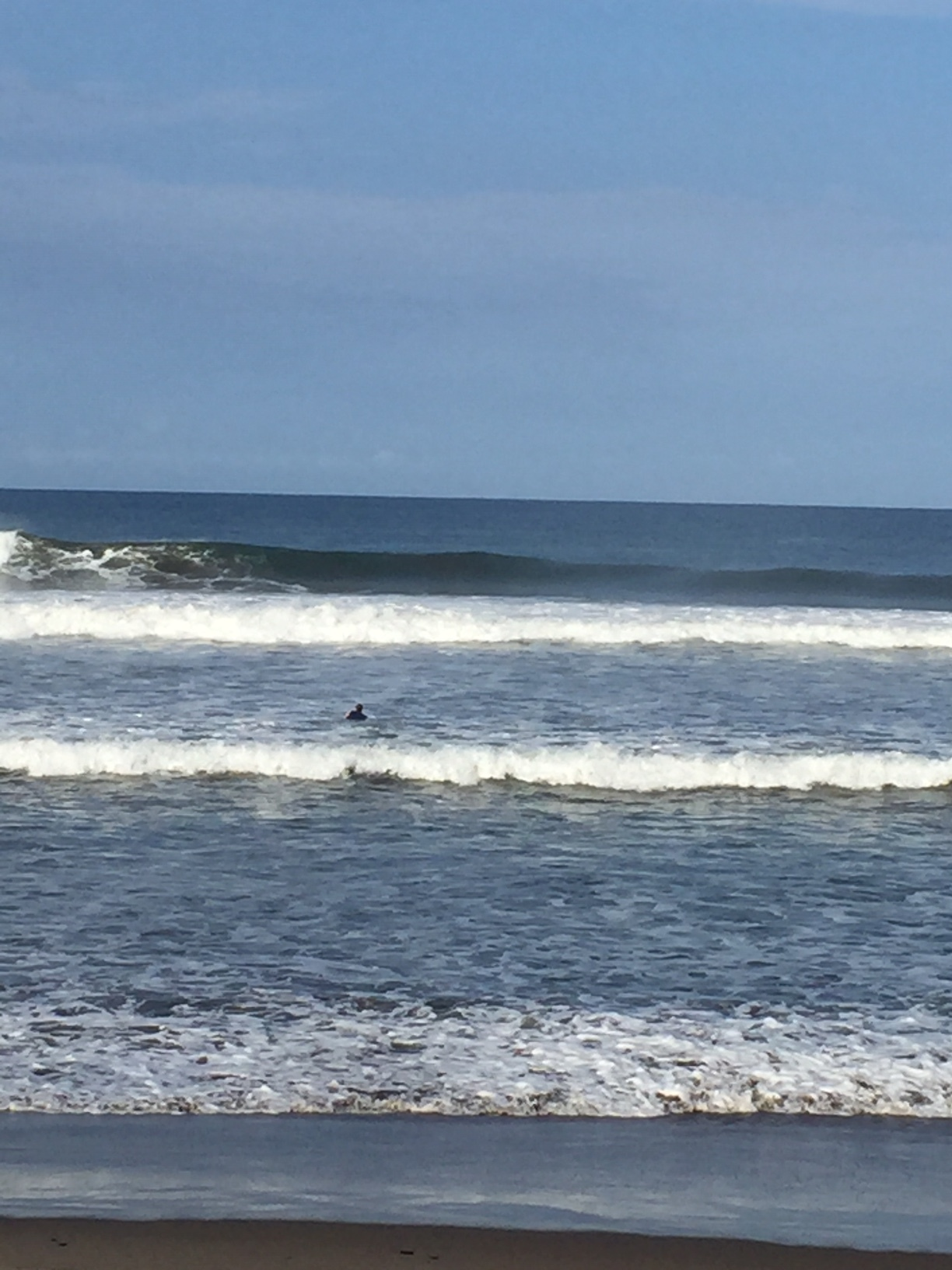 Ideal Surfing Conditions