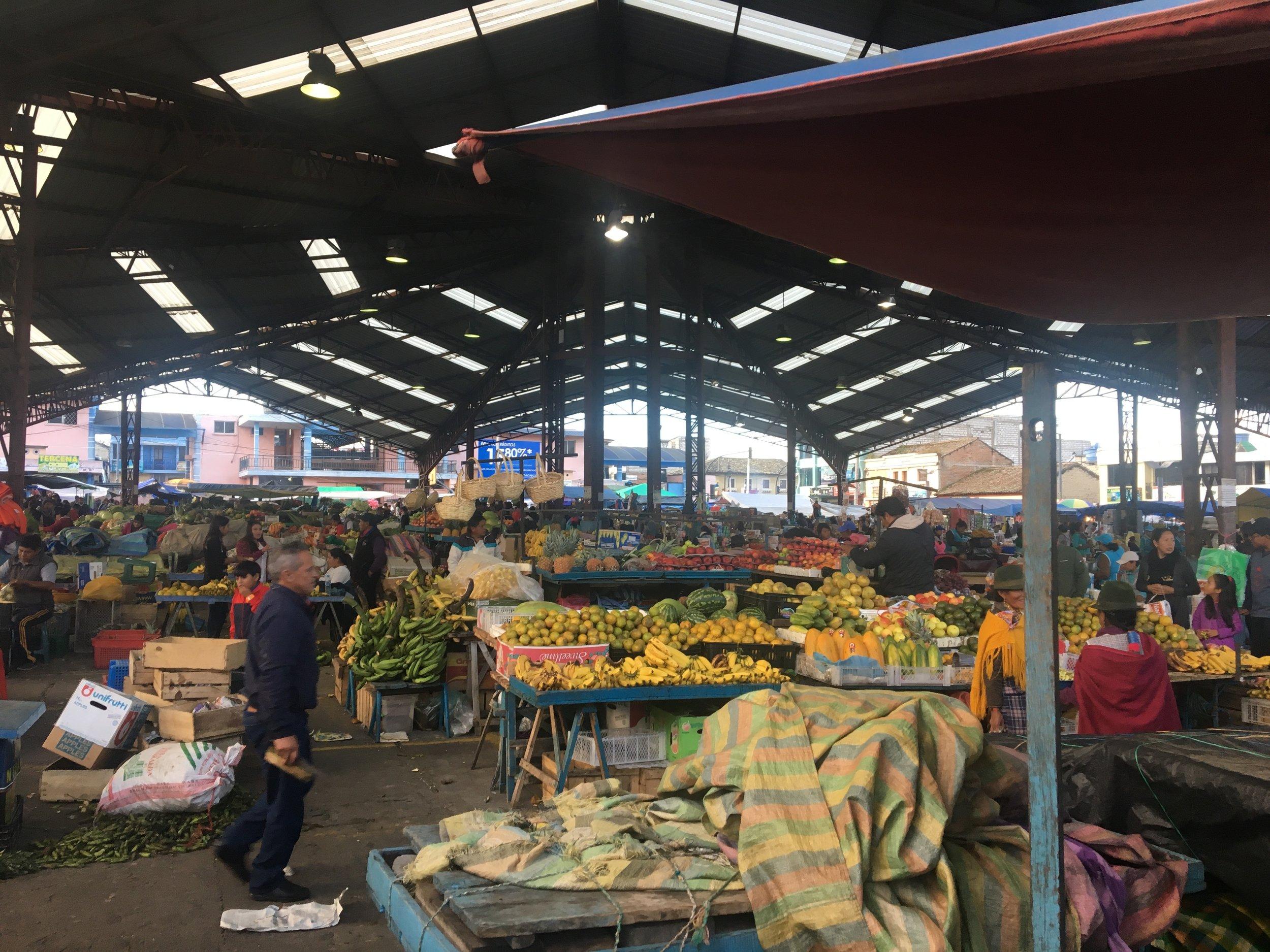 Fresh Markets