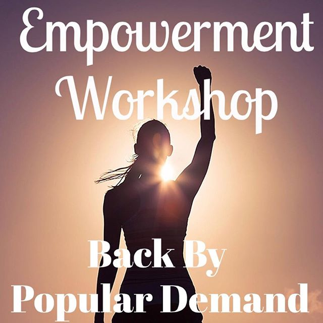 My popular workshop, The Empowered Year, is BACK! Feb. 17th, 9:30 - 12:00 $50 Register at www.bethparojcic.com!