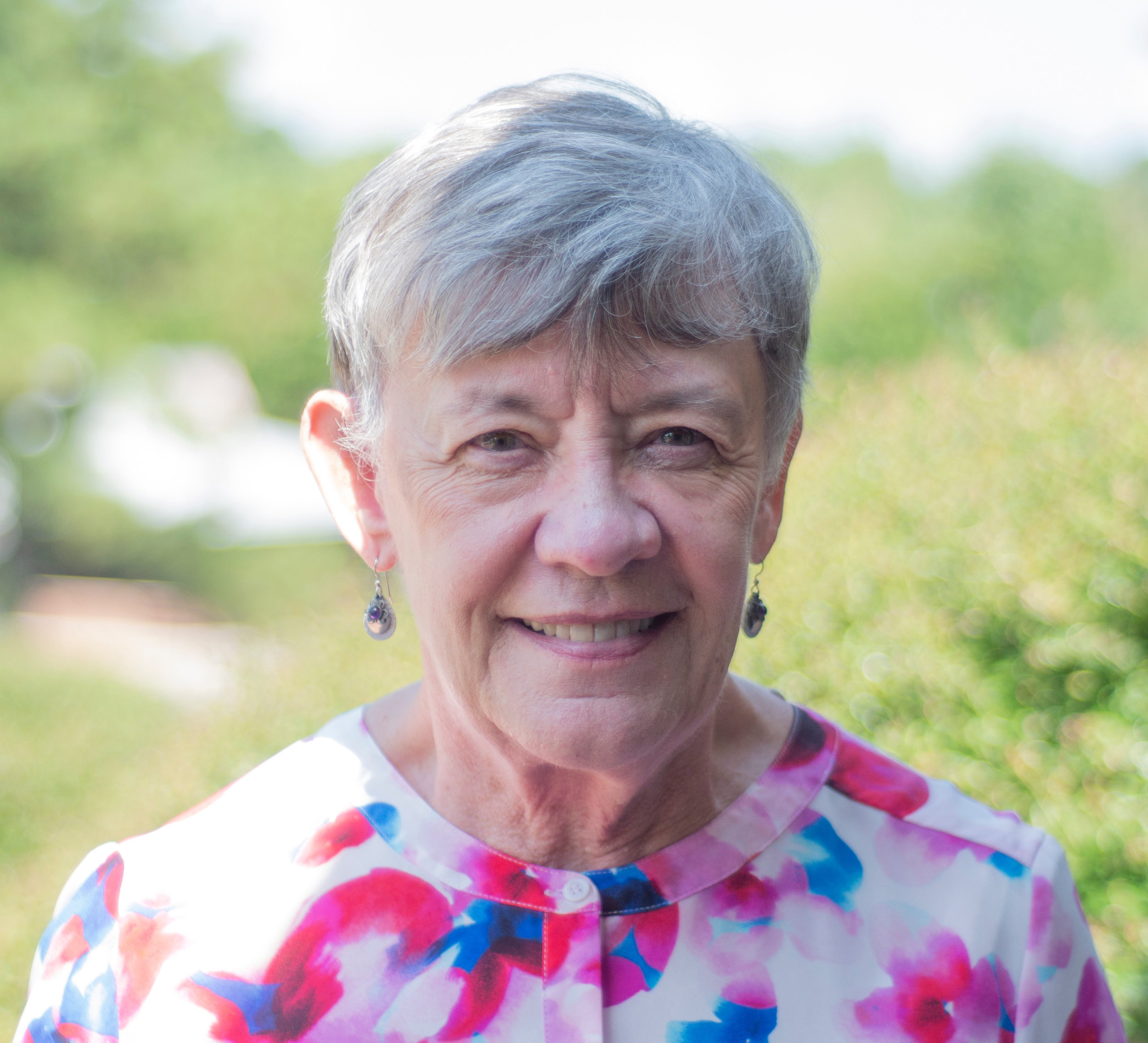 Peggy Johnson - Instructional CoachPeggy Johnson was a Founding Board Member at MMCS. She was a Montessori teacher for 35 years and is now a professor in the Early Childhood Education Program at Sandhills Community College. She supports our teaching staff by providing weekly one- on-one coaching sessions.