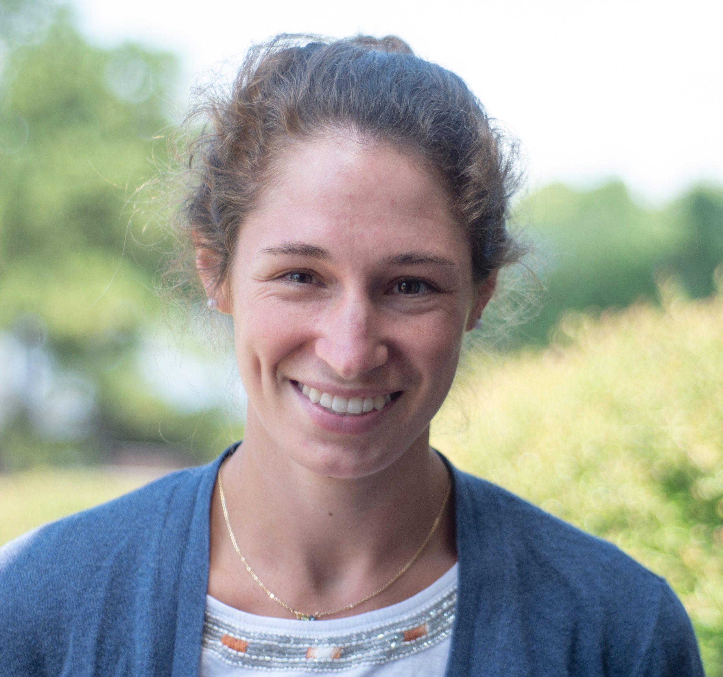 Ellie VanGemeren - Ellie has lived in Southern Pines for the last five years, originally moving here from Connecticut to train her horses. She graduated from Bates College in Maine with a BA in Psychology in 2013 and completed her AMI Primary Training at MATCE in Hartford, CT along with her Masters in Education through the University of Hartford in 2017. Ellie attended a Montessori school through the 6th grade and truly values and believes in the philosophy and education model. She is so excited to see Montessori finally coming to Moore County and is humbled to be a member of the staff this year. Ellie lives nearby with her horses, chickens and dog and spends as much time outside as possible!