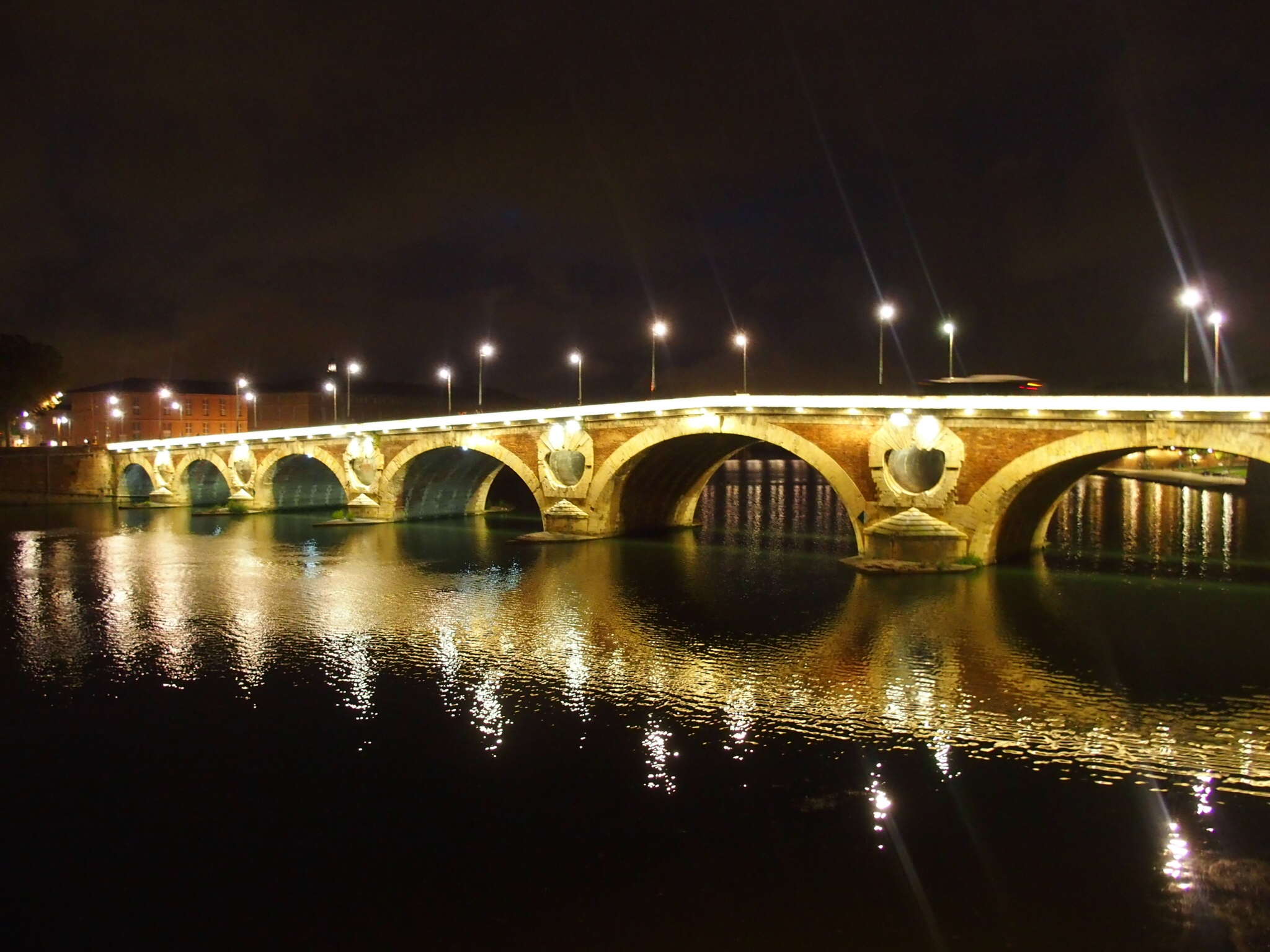 Pont Neuf in Toulouse