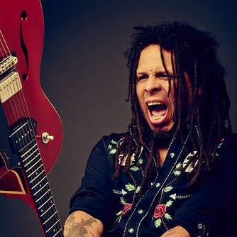Eric McFadden, LA-based guitarist and longtime friend and colleague of the Maase family.