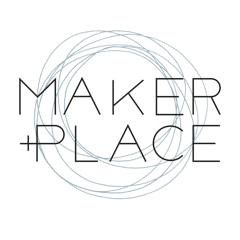 Maker + Place - Maker and Place offers one-of-a-kind handcrafted home and lifestyle ware sourced from all over the world.AE cohort member Michaela Carpenter-Olson brings production into the retail environment with Maker + Place by offering open-air studios to local craftspeople and by inviting the customer to take part in the creation process.www.makerandplace.com