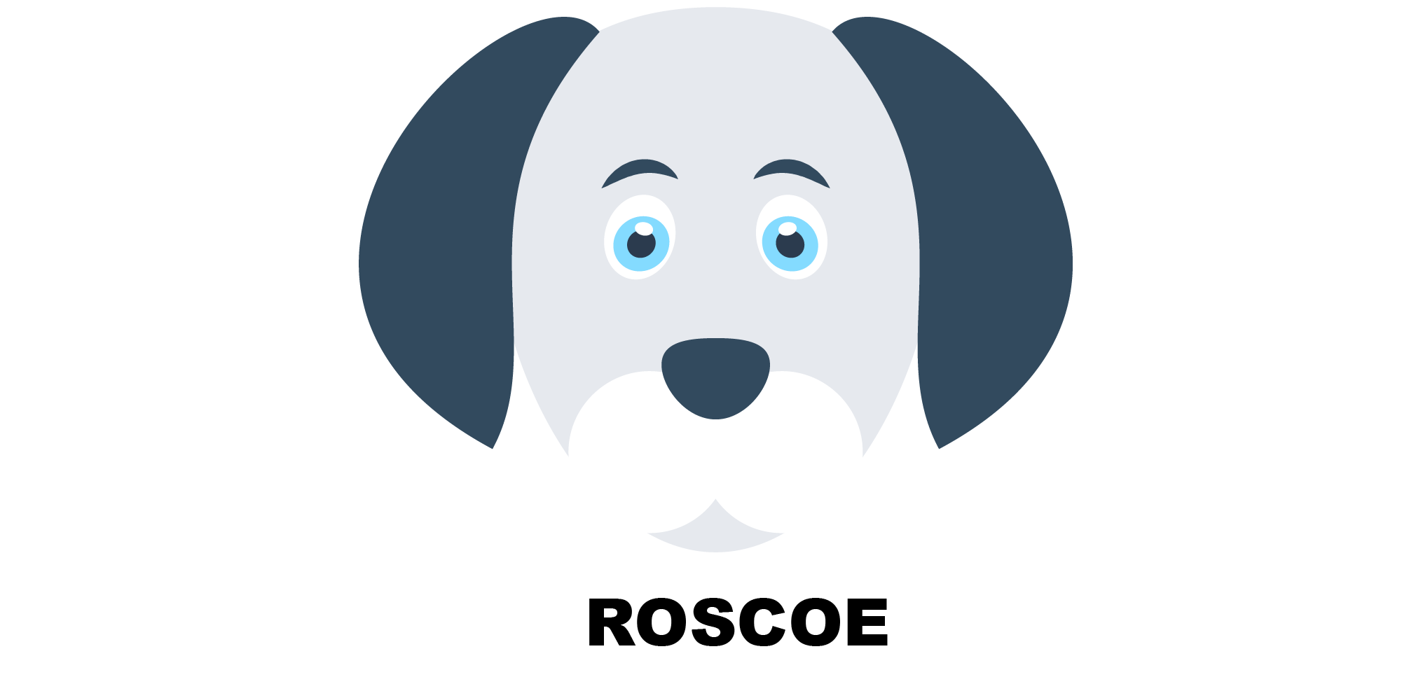 Roscoe the dog from Outta The Cage.png