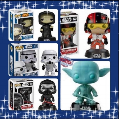 IC Funko Pop   a page to share all Star Wars Funko POP Items