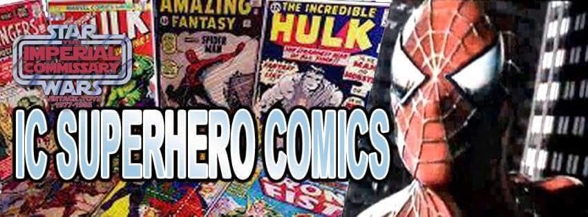IC Superhero Comics    A place for IC Members to B/S/T and chat about Superhero Comics!