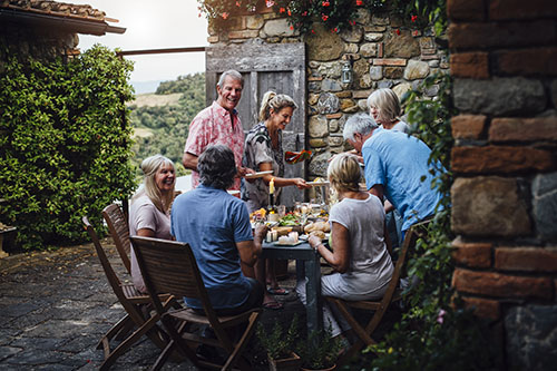 Dinner Party Barbecue Easy Gluten-Free Cooking