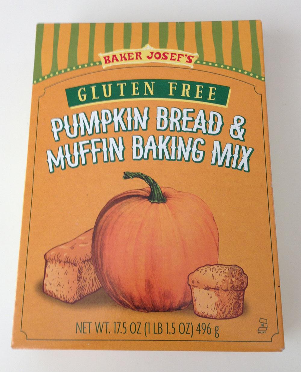 Trader Joes Pumpkin Bread Easy Gluten-Free Cooking