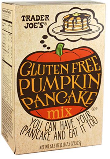 Trader Joes Pumpkin Pancake Mix Easy Gluten-Free Cooking