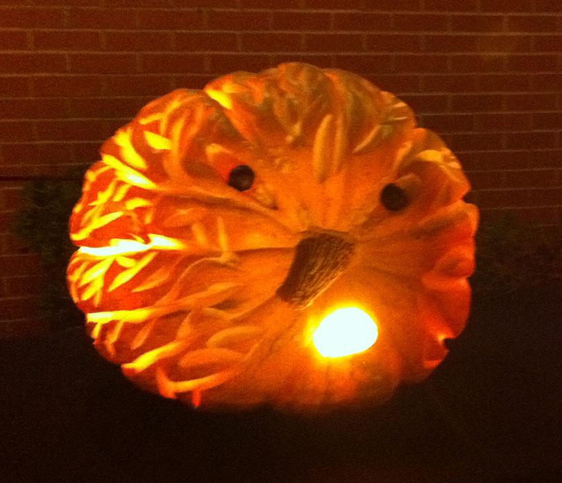 Halloween Jack O' Lantern Easy Gluten-Free Cooking