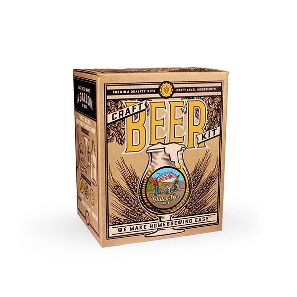 For Beer Lovers - Gluten-Free Beer Making Kit