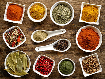 Measure Spices in Advance Easy Gluten-Free Cooking