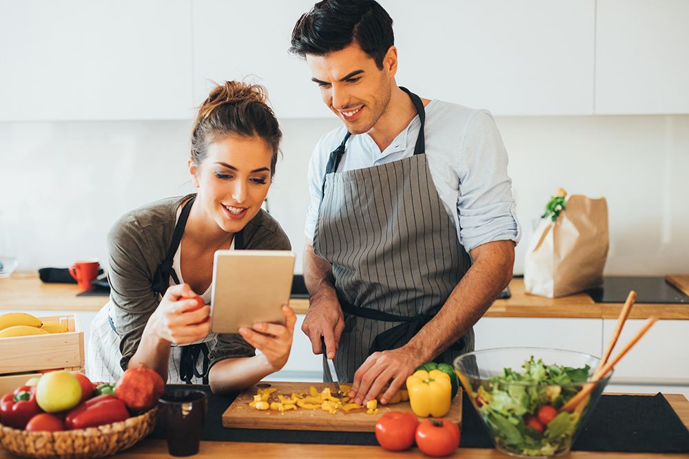 Teach a family member or friend to cook gluten-free Easy Gluten-Free Cooking