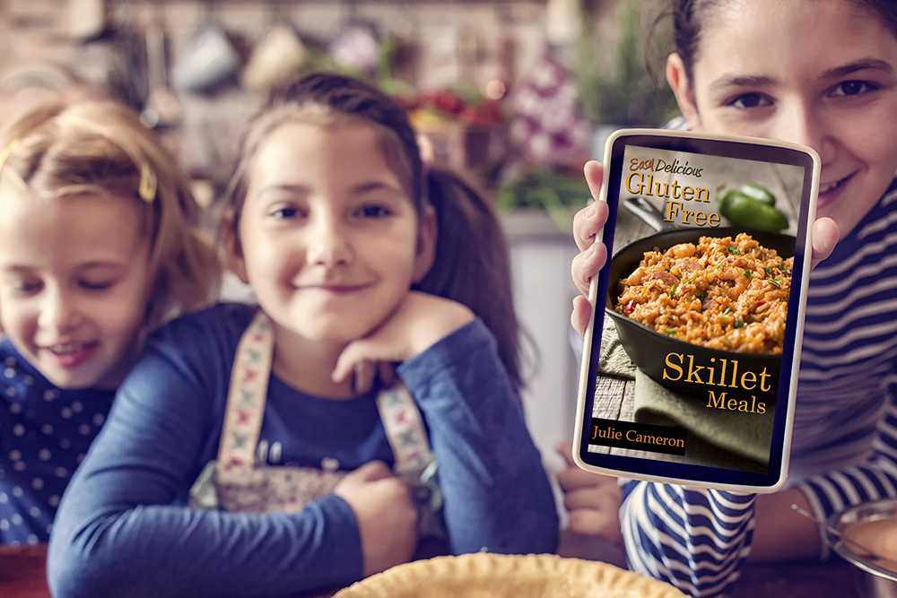 Girls Cooking Easy Delicious Gluten-Free Skillet Meals Easy Gluten-Free Cooking