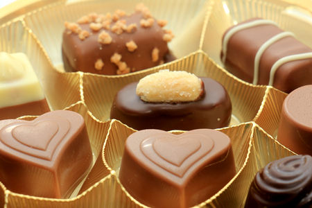 Valentine's Day Chocolates Easy Gluten-Free Cooking
