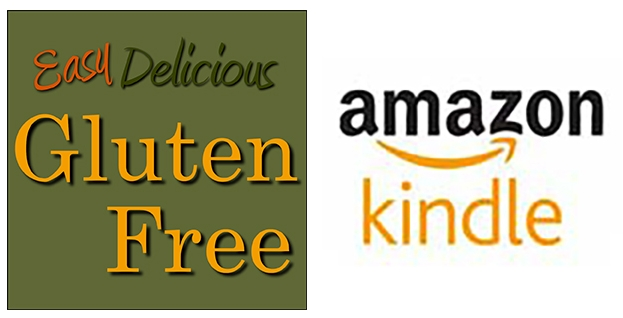 Easy Delicious Gluten-free cookbooks are available on Amazon Kindle and are featured in the kindle unlimited subscription program