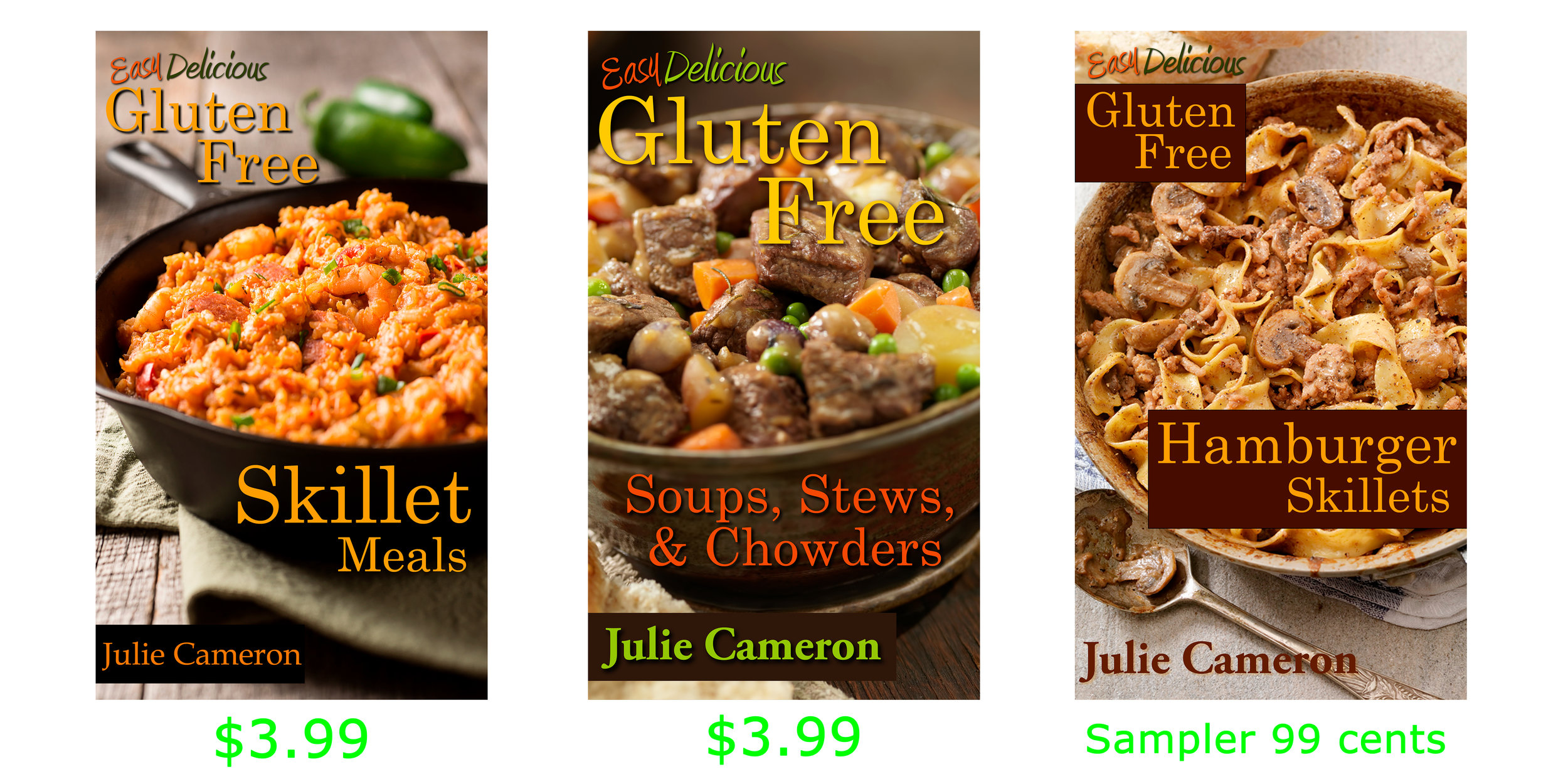 Easy Delicious Gluten-Free Cookbooks Easy Gluten-Free Cooking