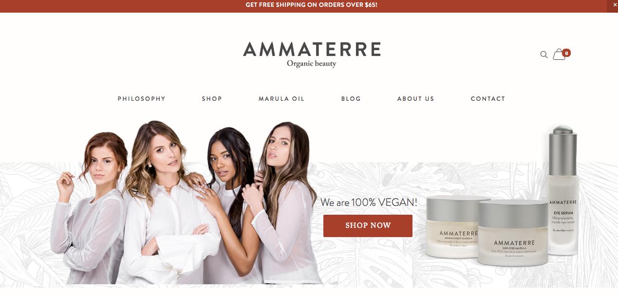 Ammaterre Organic Beauty