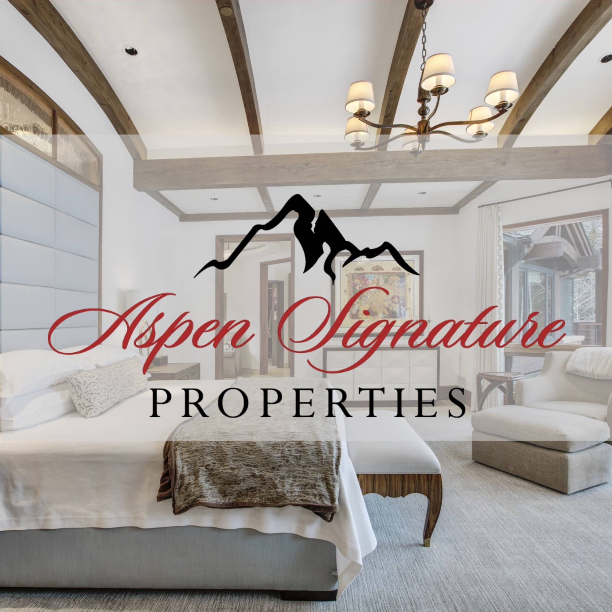 ASPEN SIGNATURE PROPERTIES - REAL ESTATE Agency representing spectacular luxury vacation rental propertieS.@ASPENSIGNATUREPROPERTIESSERVICES|| MEDIA MANAGEMENT & CONTENT CREATION