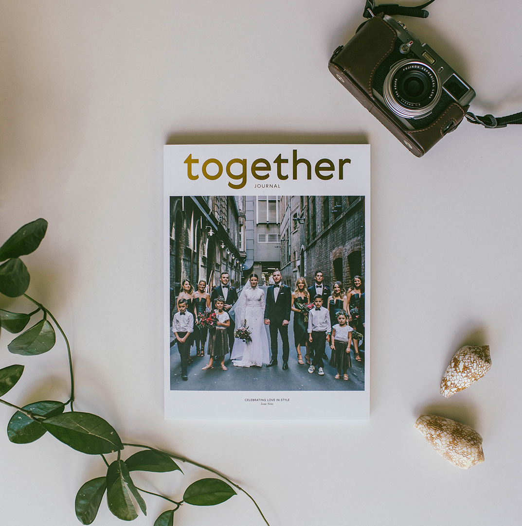 Together Journal # 9