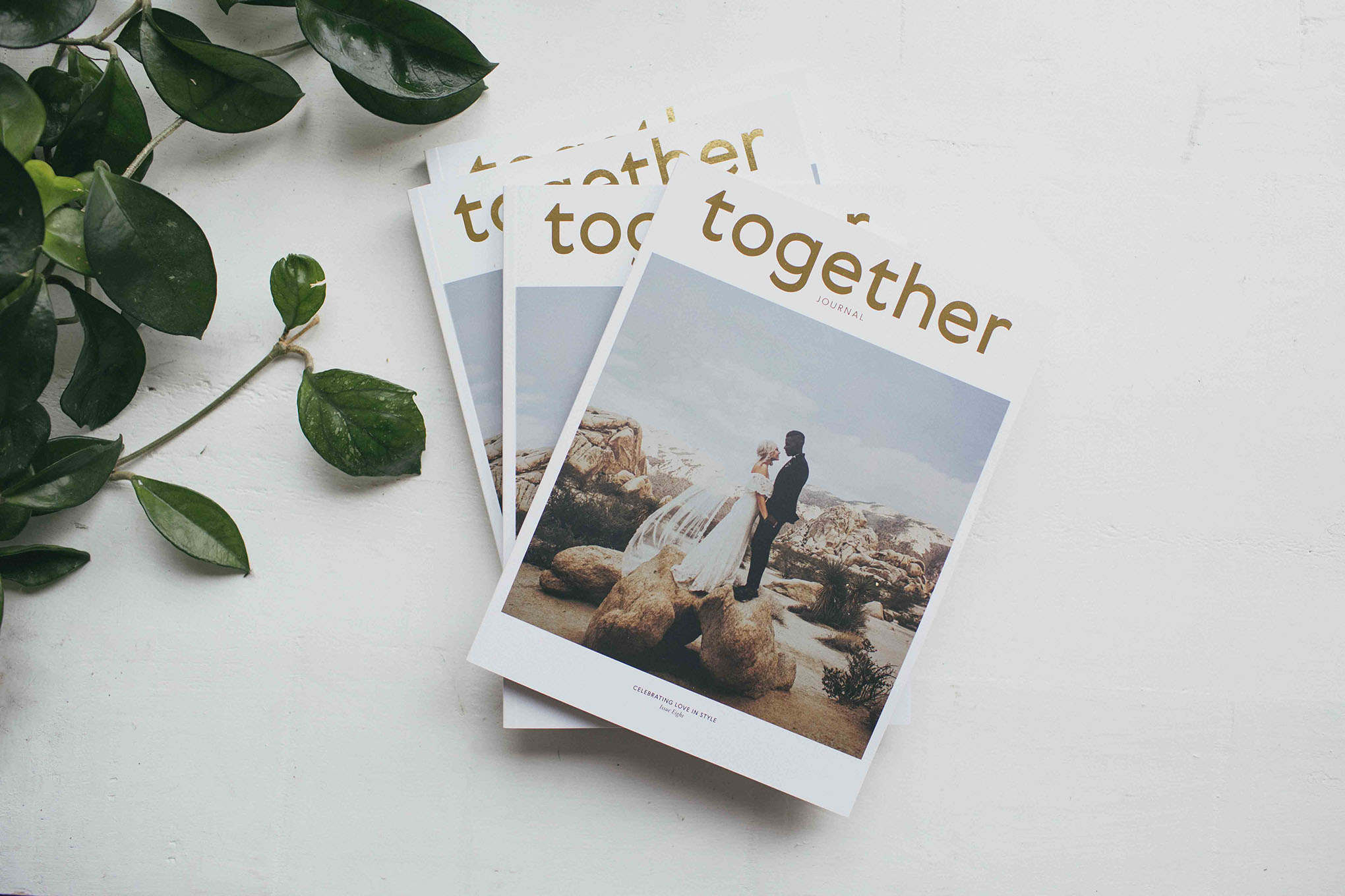 Together Journal # 8