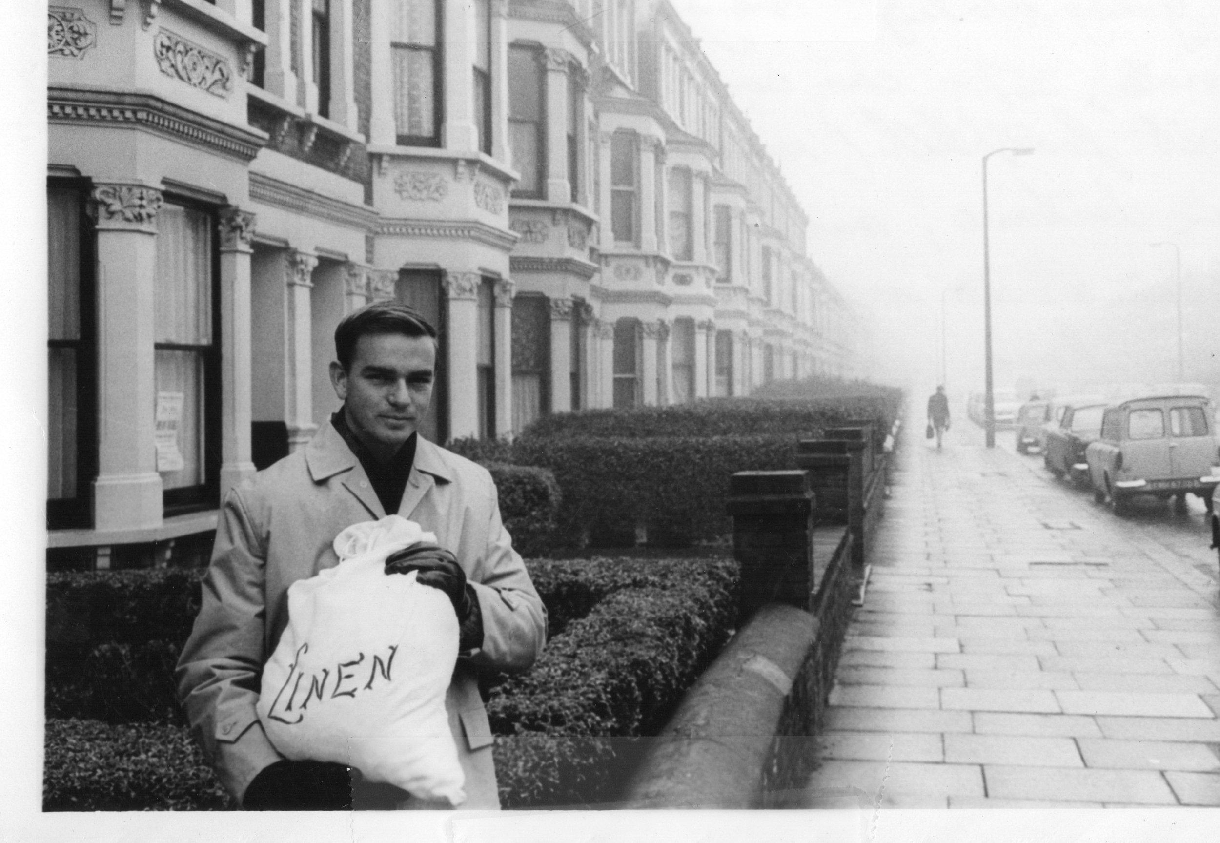 Don Heussler, London, 1967