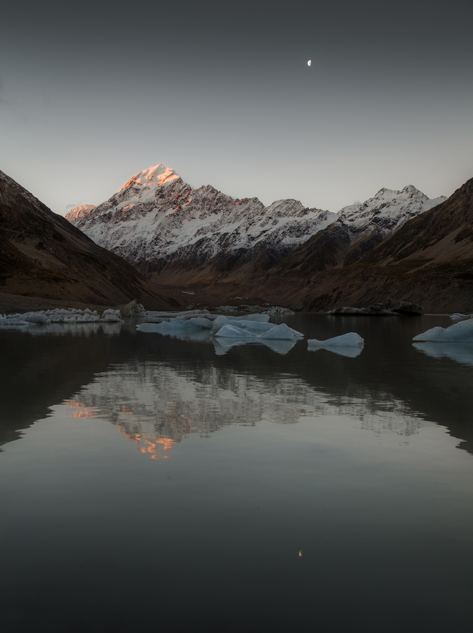 Mt Cook, New Zealand