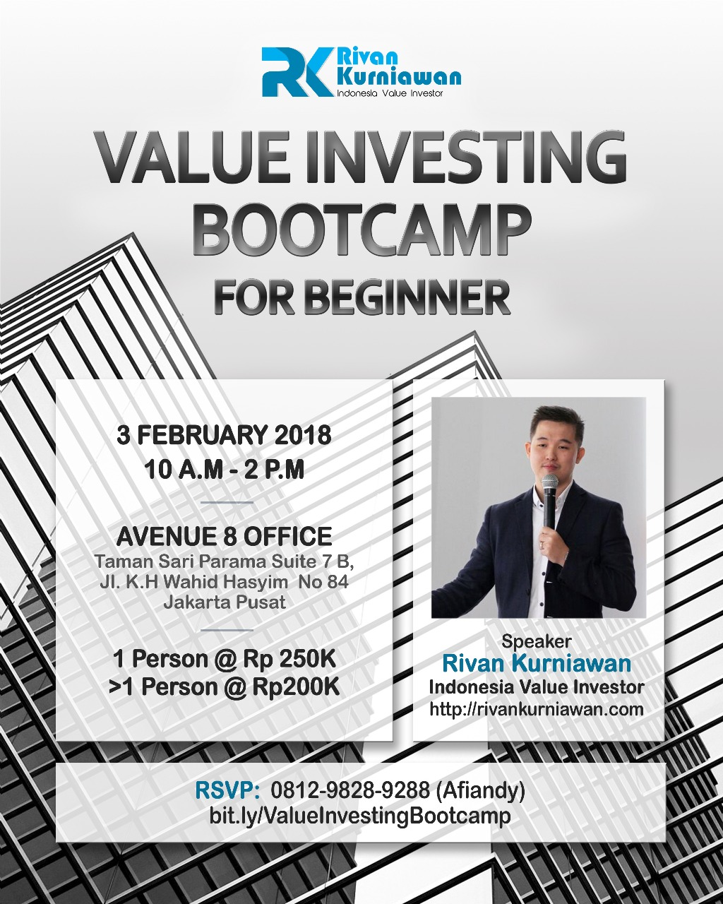 value investing bootcamp for beginners