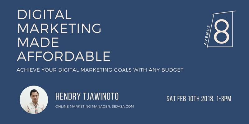 digital marketing made affordable