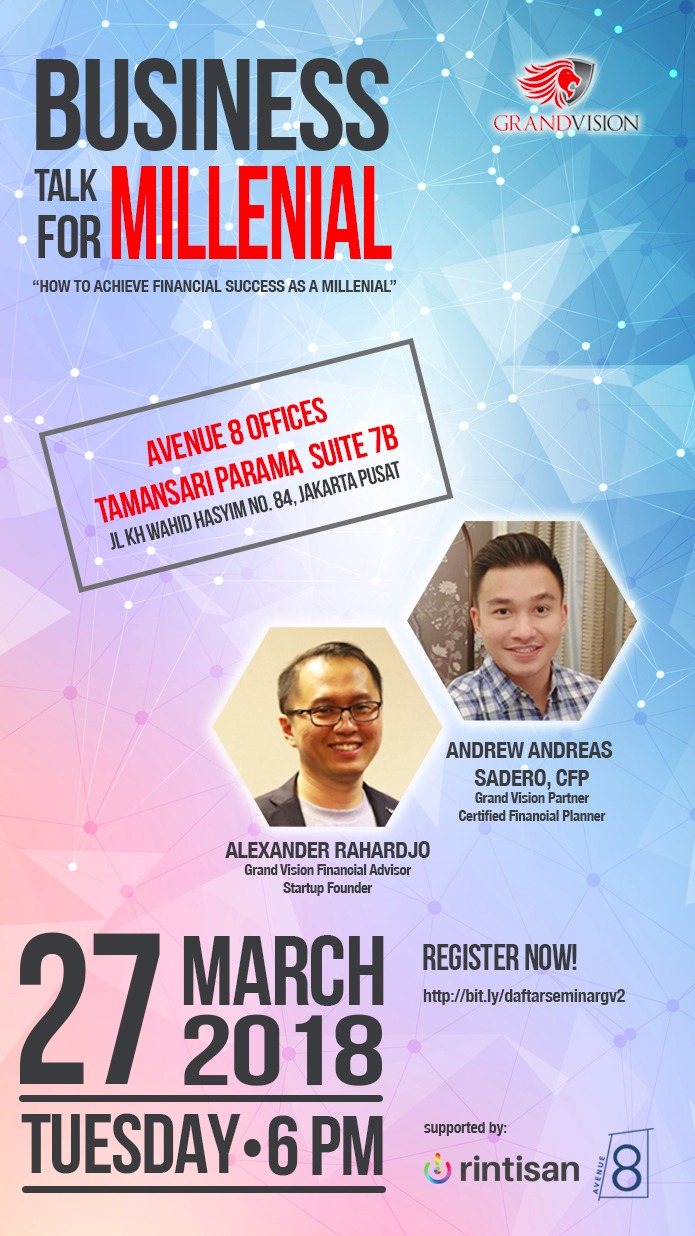 Business Talk for Millennials by Rintisan