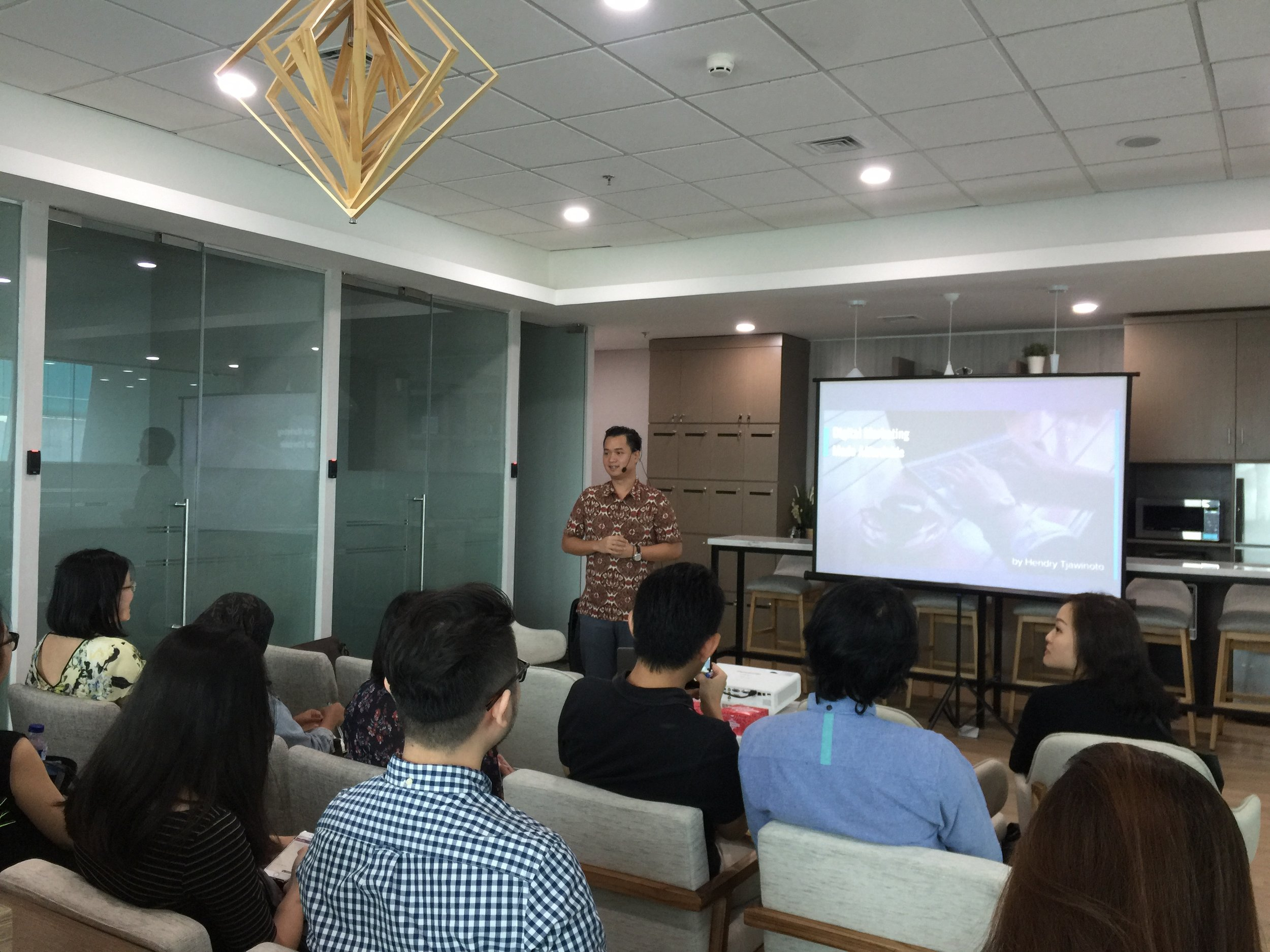 Event Report Digital Marketing Made Affordable Avenue8 Offices