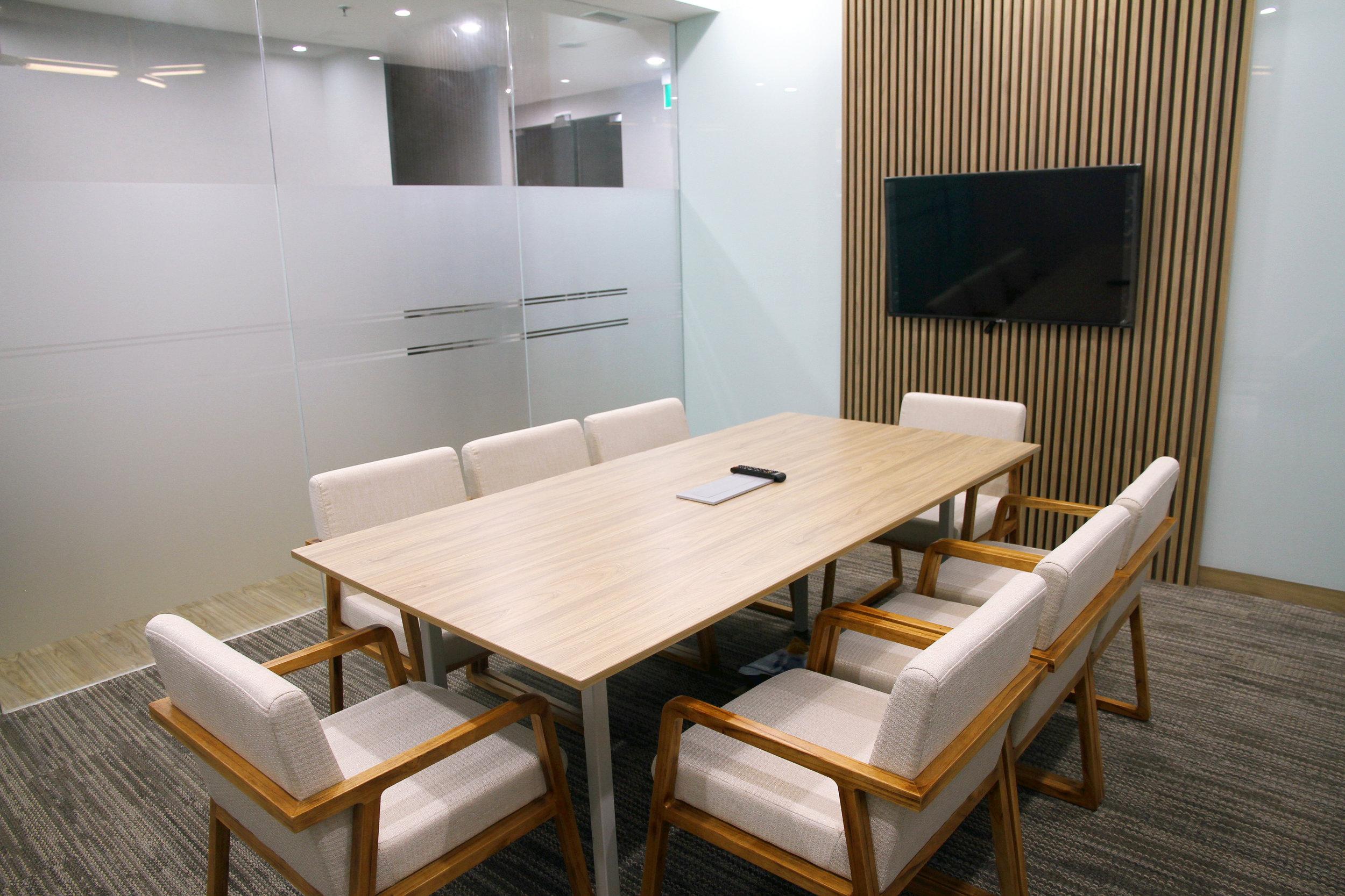 avenue8 meeting room