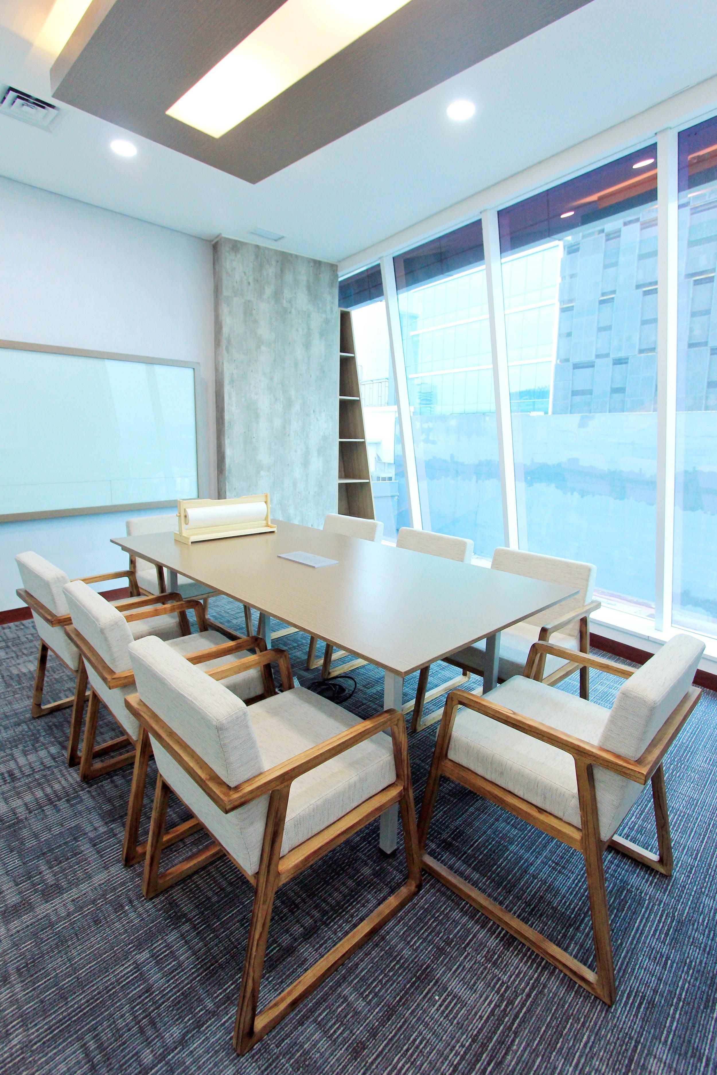 ruang rapat meeting room wahid hasyim menteng jakarta pusat
