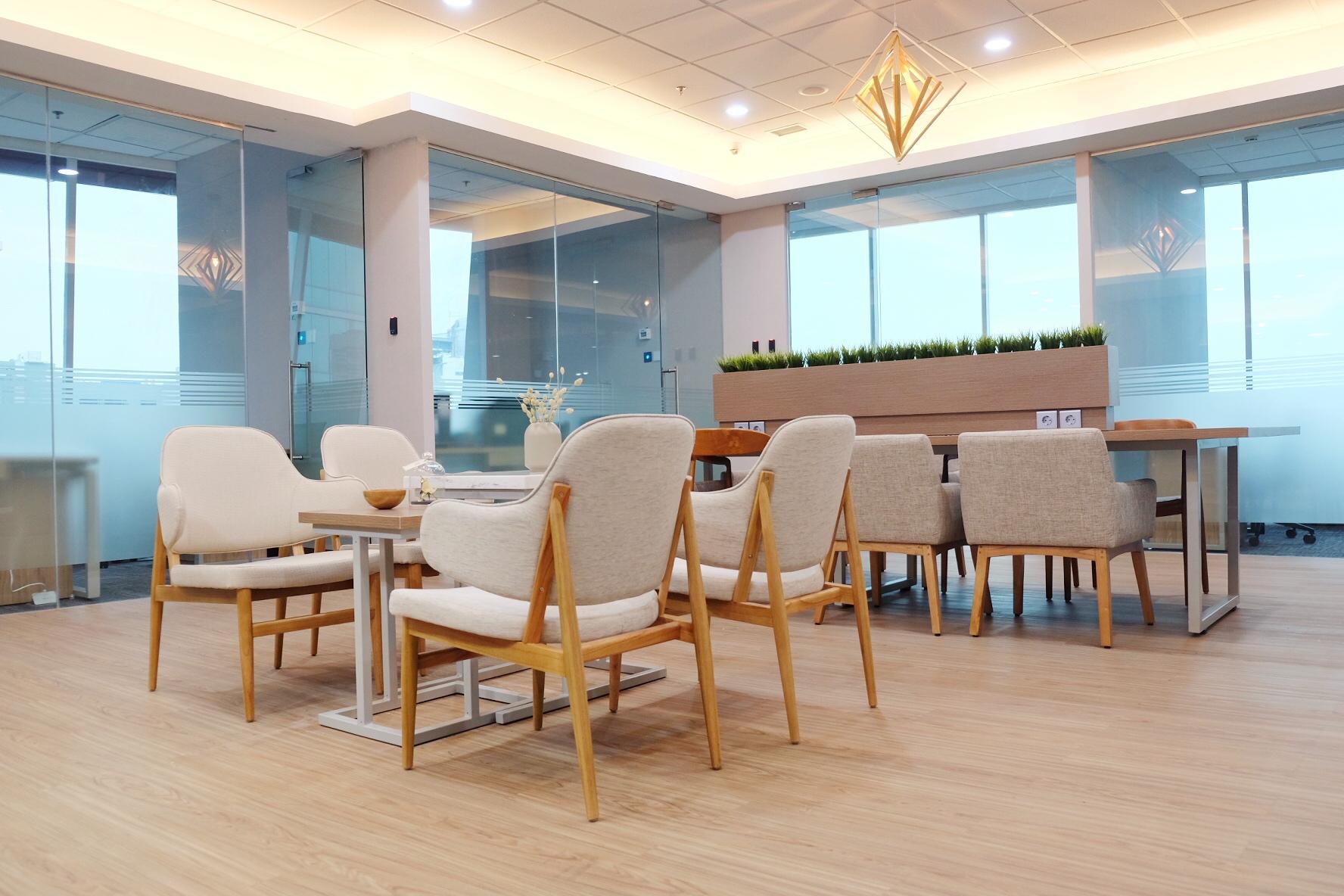 avenue8 coworking meeting room serviced office menteng jakarta pusat