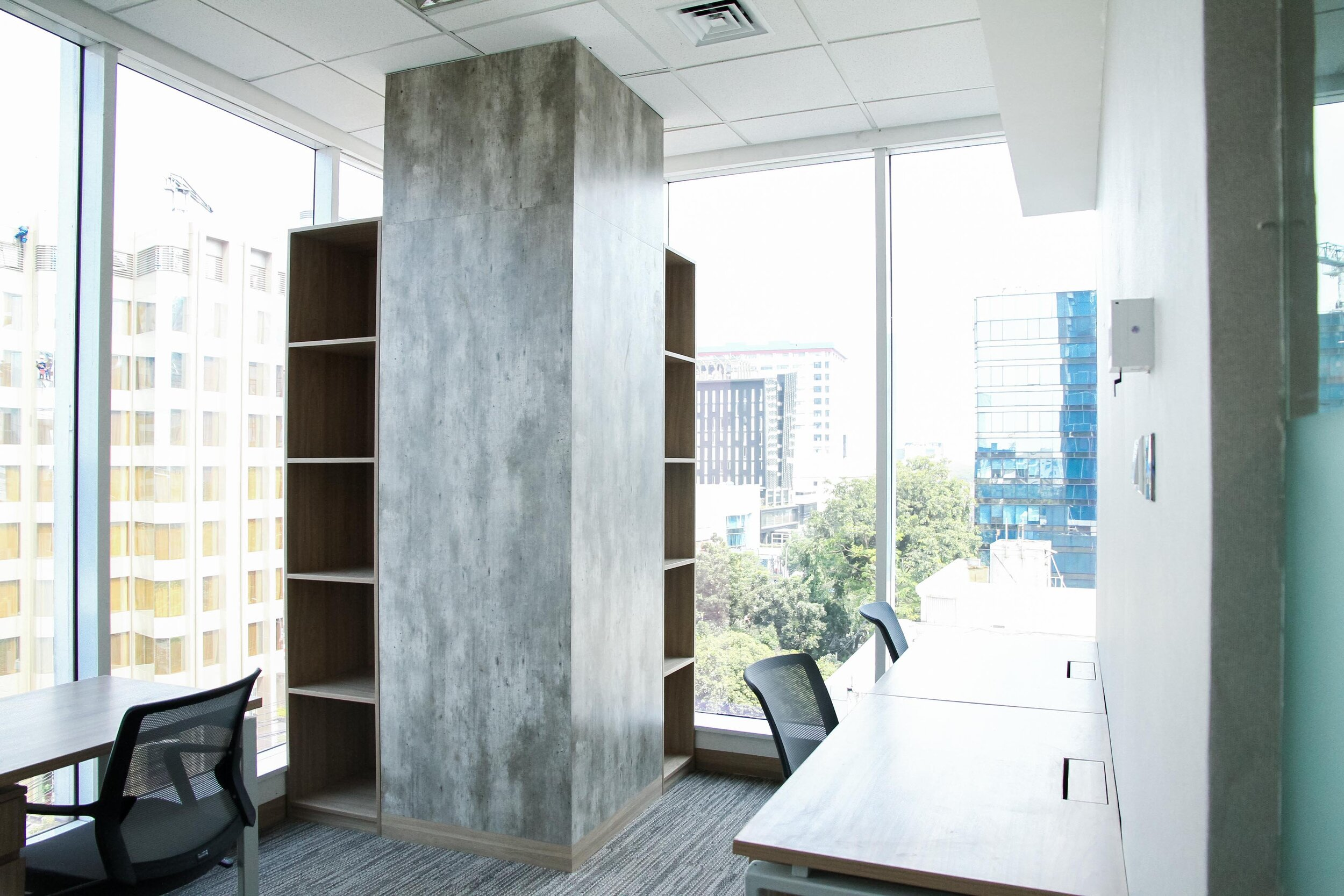 Source:  Avenue8 Offices