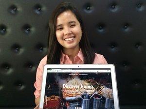 Christine Joshell Cabral - Internship period:May 27 to July 23, 2017 (2 months)Nationality: FilipinoUniversity:Ateneo de Manila University