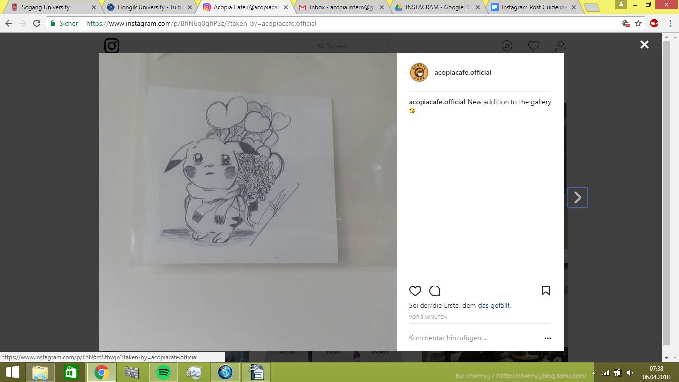 Donation: Pikachu