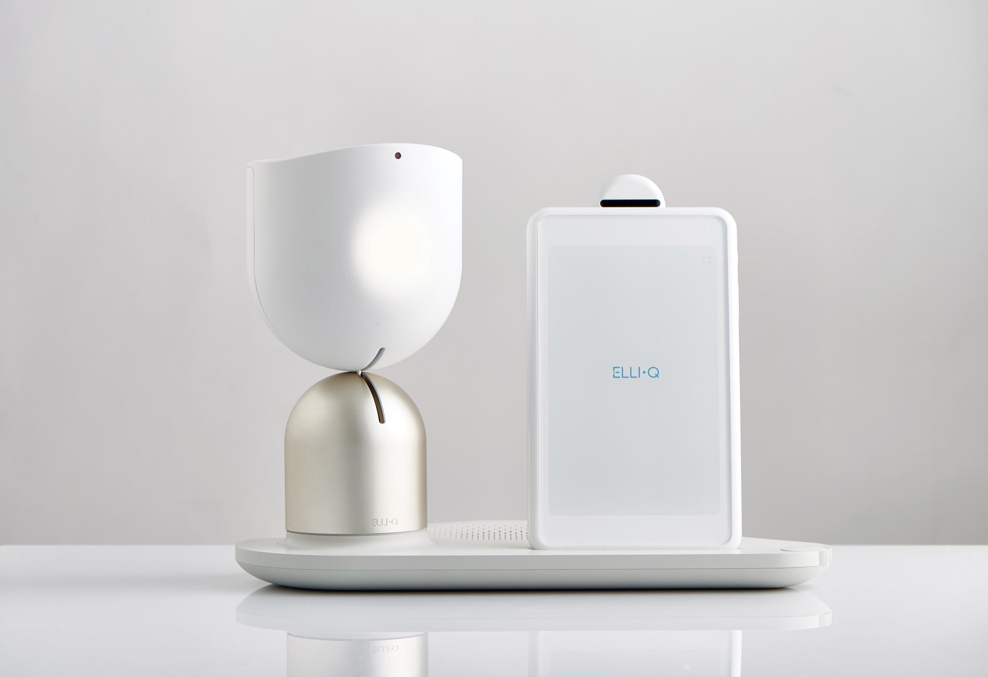 INTUITION ROBOTICS FIRST PRODUCT, THE ELLIQ