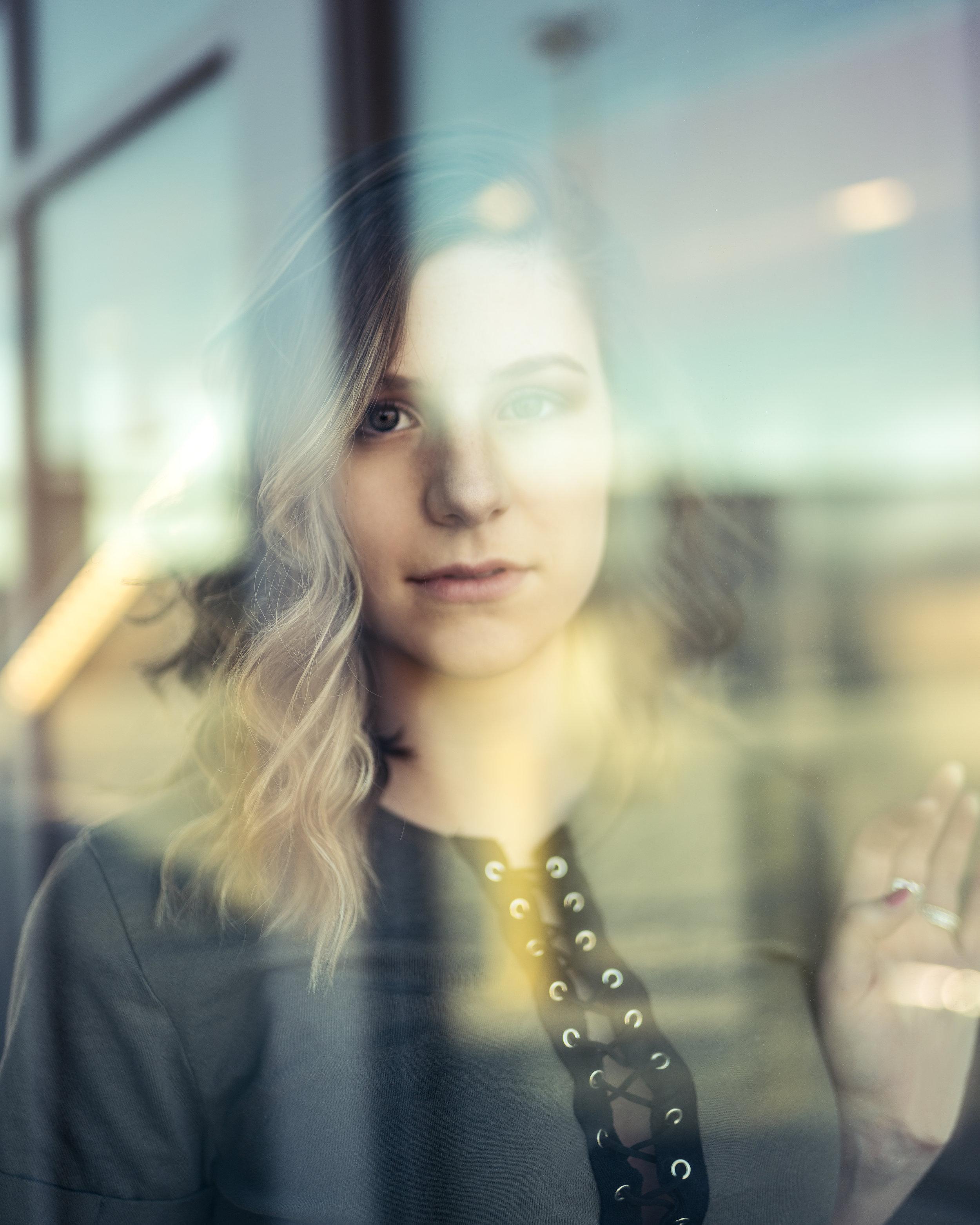 Natural Light Portraits - -----------------------------------