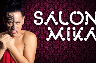"SALON MIKA - ""Salon Mika, the sexiest thing I've experienced with my clothes on"