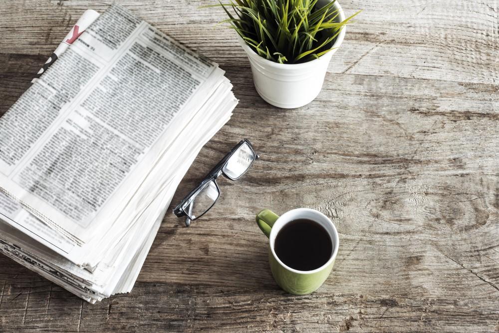 News and Coffee 2017-07-14