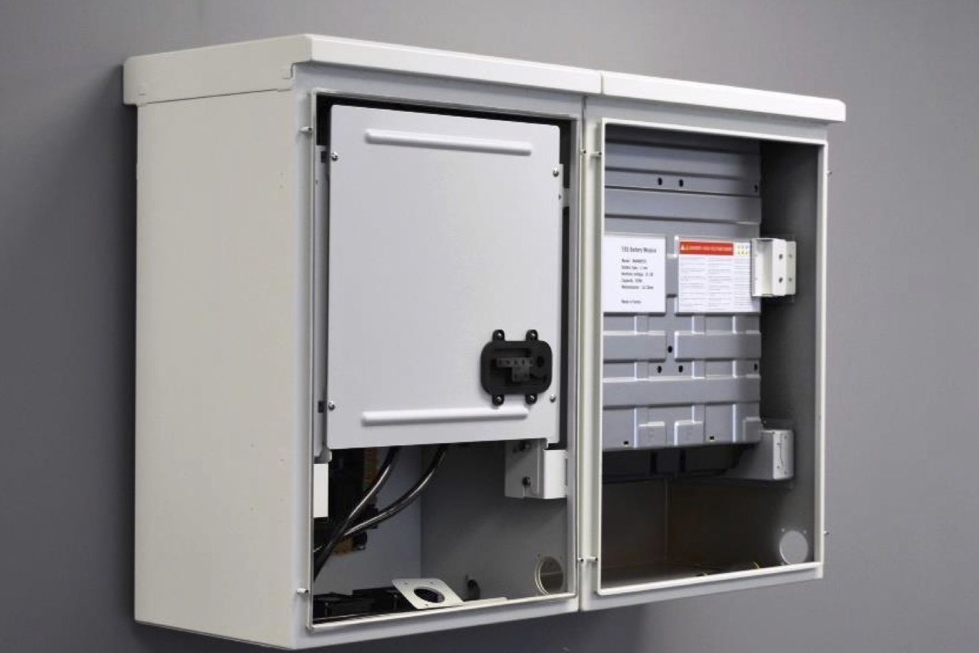 Embedded EMS for battery storage system