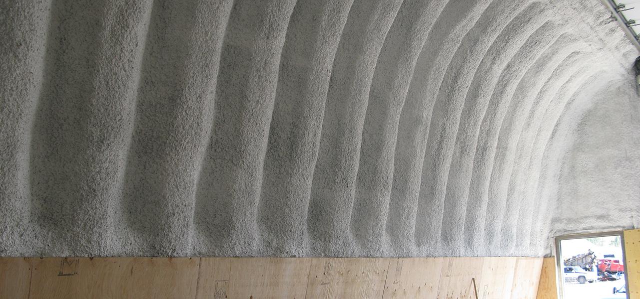 Foam safe fireproofing over urethane foam in Anchorage.