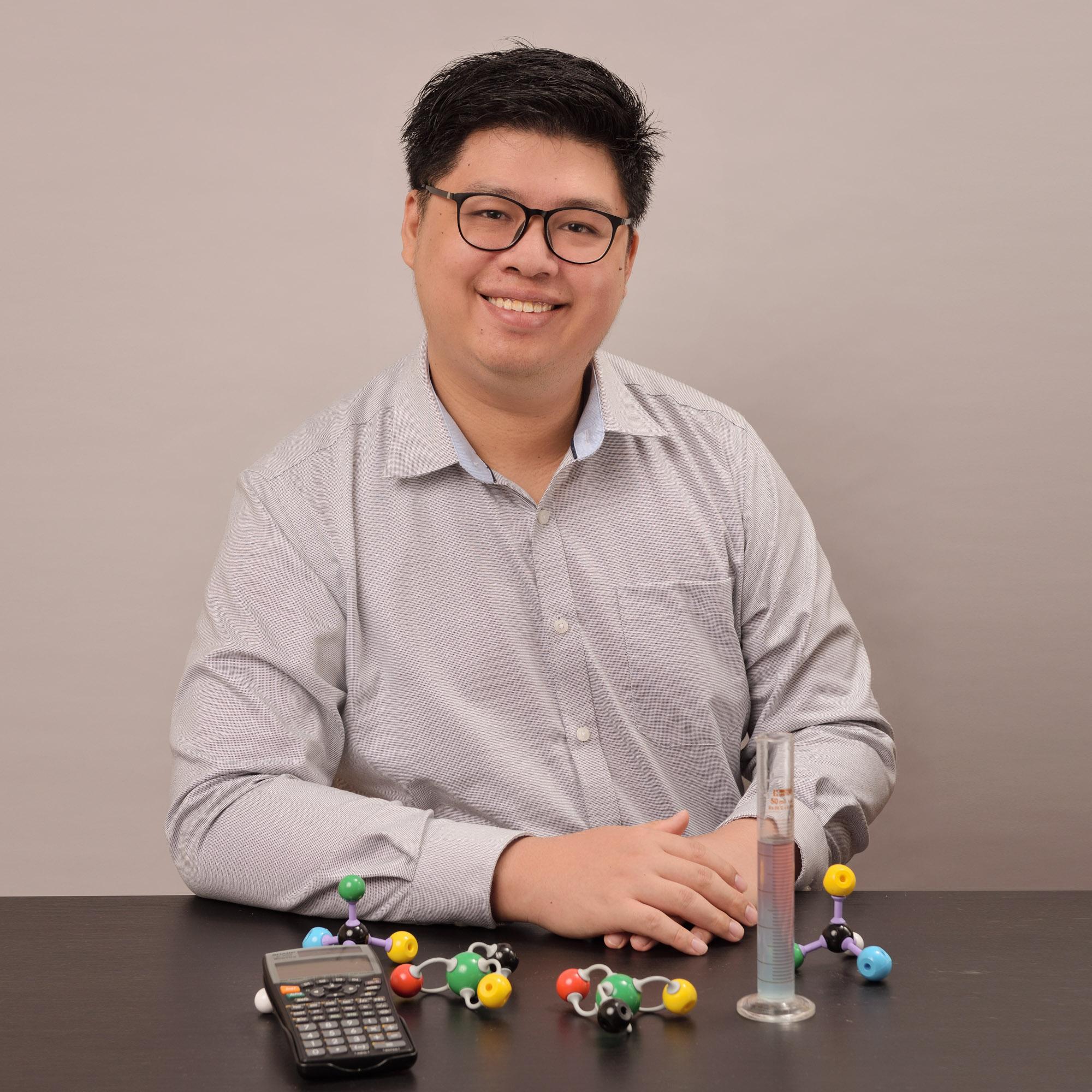 KEN YI LIM - CHEMISTRY