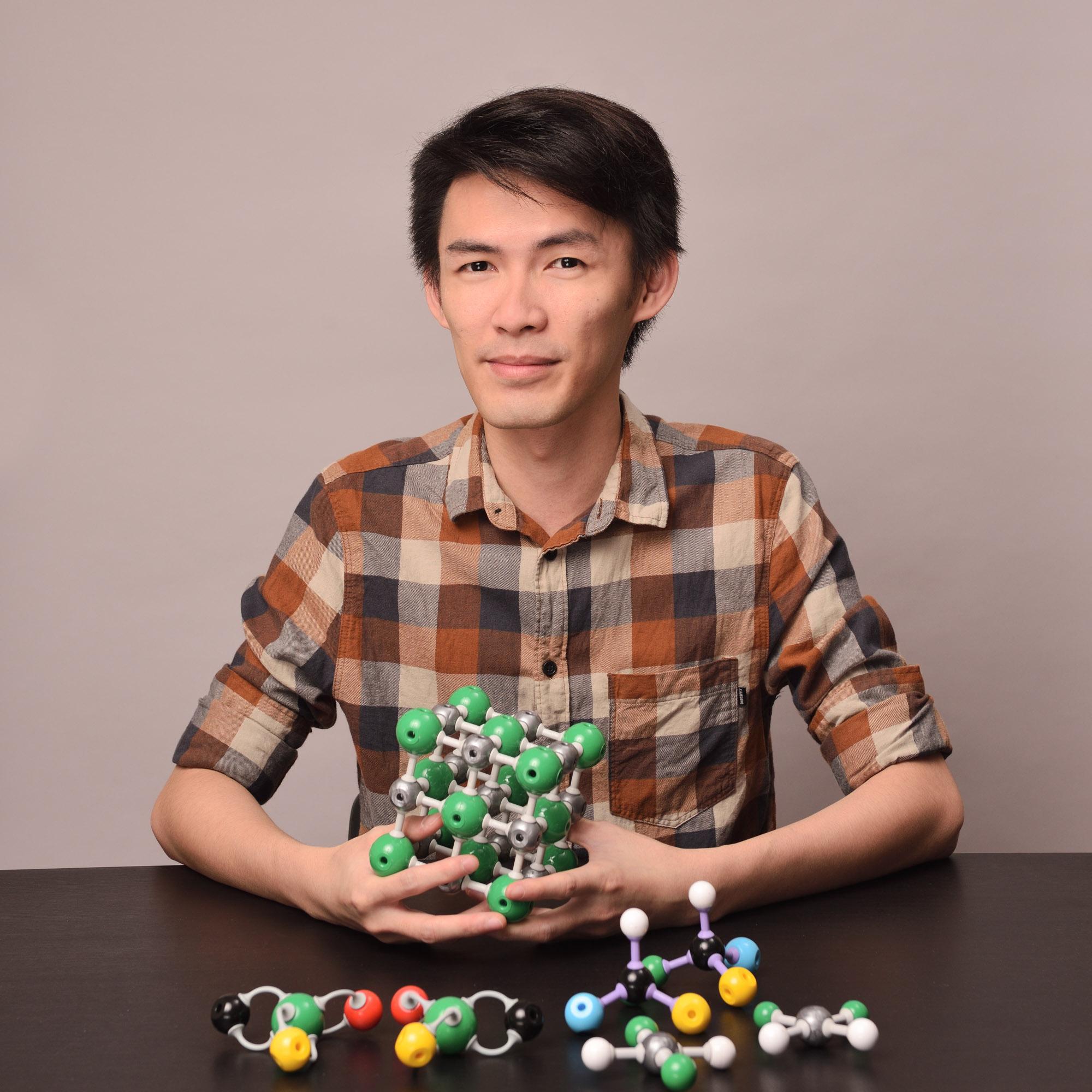 ZHI XIANG WONG - CHEMISTRY