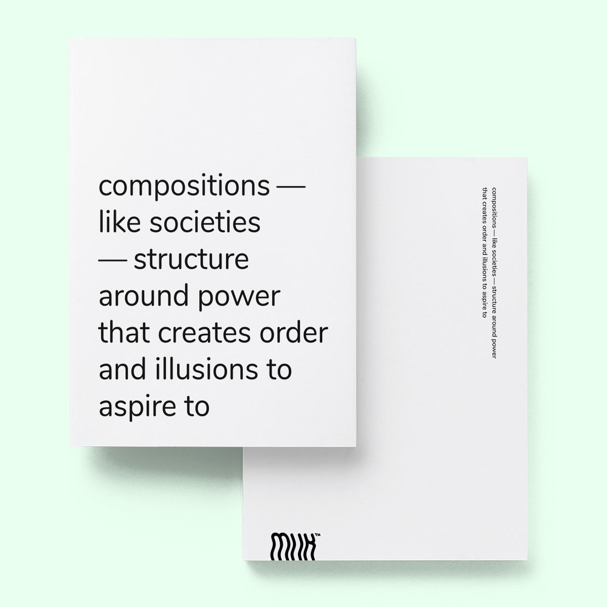Design principle no. 4 HIERARCHY -