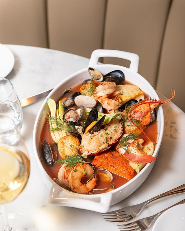 C Prime knows how to celebrate Fridays 👌Their Friday Special Seafood Stew is true to its colour—bursting with flavours with BC's finest seafood  Pictured: Zuppa Di Pesce Seafood Stew .⁣⠀⁣ .⁣⠀⁣ .⁣⠀⁣ .⁣⠀⁣ #yvr #vancity #dishedvan #vancityfoodie #vancouver #vancouverfoodies #vancouverbc #vancouverinfluencer #igersvancouver #curiocityvancouver #foodporn #vancitystyle #vancityeats #vancityfood #vancouverfoodie #vscocam #vsco #vancitybuzz #604eats #vancityhype #narcityvancouver #narcityvan #vancouverbc #dailyhive #yvrevents #yvrblogger #yvrmoms #cprimesteak